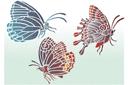 Три бабочки 2